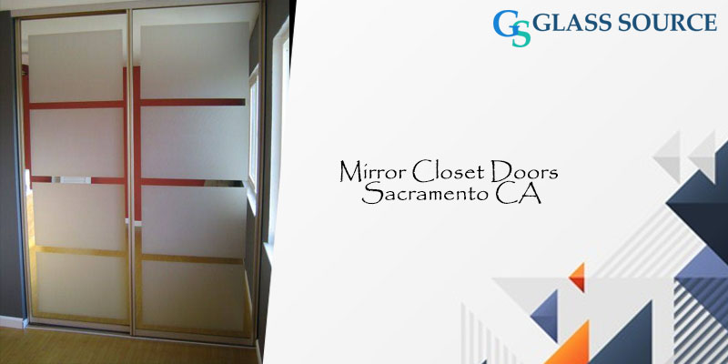 How to maintain your mirrored closet