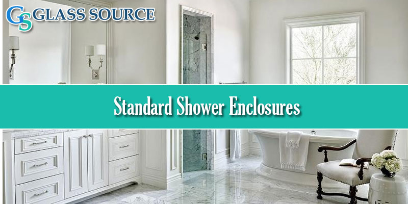 Your Comprehensive Guide to Standard Shower Enclosure Purchases