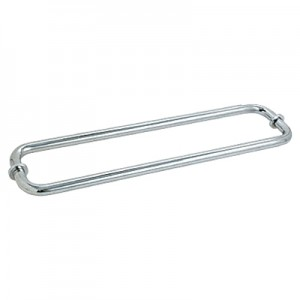 BM Back-to-Back Towel Bars with Metal Washers