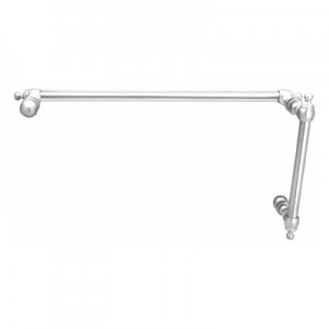 Colonial Style Pull Handle-Towel Bar Combinations