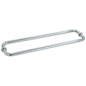 SD Series Back-to-Back Towel Bars for Glass