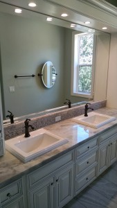 "Mirror with 1/2"" bevel"